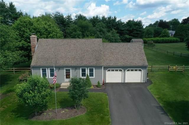 84 Isabelle Drive, Meriden, CT 06450 (MLS #170413015) :: Kendall Group Real Estate | Keller Williams