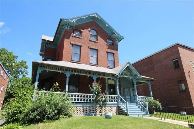 248 Laurel Street, Hartford, CT 06105 (MLS #170413028) :: Spectrum Real Estate Consultants