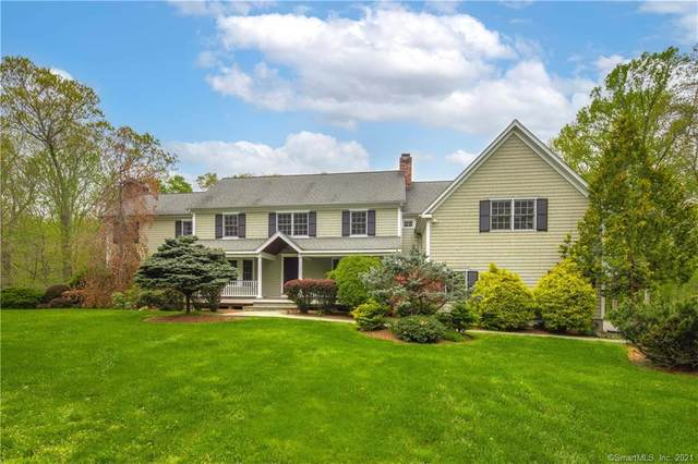 24 Thorp Drive, Weston, CT 06883 (MLS #170413126) :: The Higgins Group - The CT Home Finder