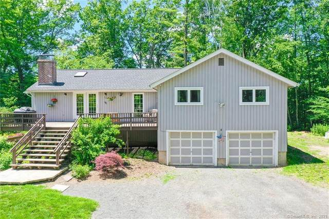 2 Coppergate Road, East Granby, CT 06026 (MLS #170413140) :: Next Level Group