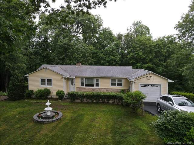1 Laurel Hill Road S, Sherman, CT 06784 (MLS #170413164) :: GEN Next Real Estate