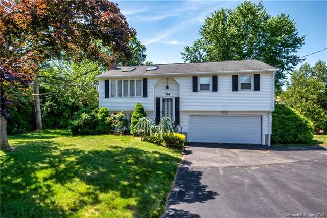 64 Hotchkiss Drive, Bristol, CT 06010 (MLS #170413191) :: Hergenrother Realty Group Connecticut