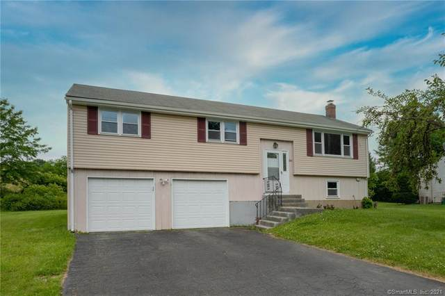 26 Brewer Drive, Bloomfield, CT 06002 (MLS #170413234) :: NRG Real Estate Services, Inc.