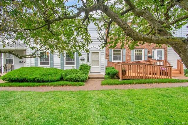 16 Ambassador Drive D, Manchester, CT 06042 (MLS #170413254) :: Hergenrother Realty Group Connecticut