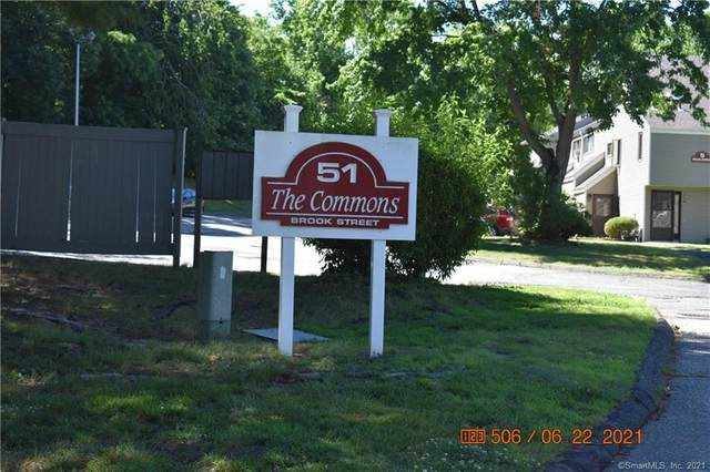 51 Brook Street 8A, Naugatuck, CT 06770 (MLS #170413291) :: Team Phoenix