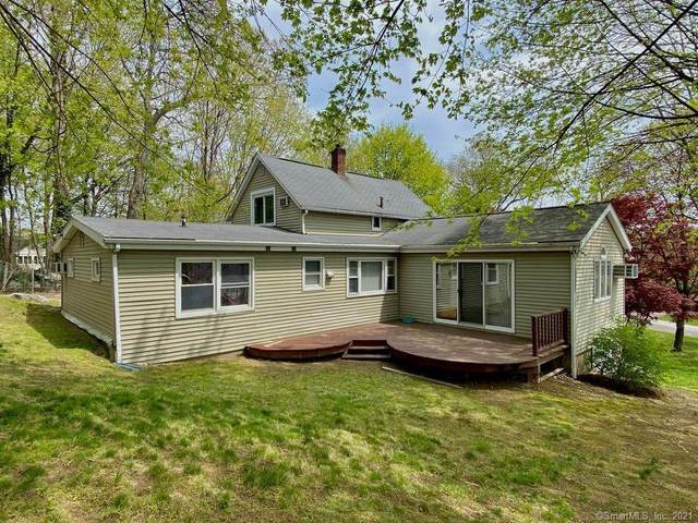 38 Woods End Road, Stamford, CT 06905 (MLS #170413364) :: Spectrum Real Estate Consultants
