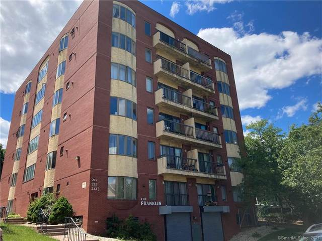 213 Franklin Avenue #204, Hartford, CT 06114 (MLS #170413389) :: Hergenrother Realty Group Connecticut