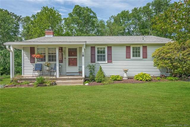 18 Wilson Drive, Oxford, CT 06478 (MLS #170413411) :: Linda Edelwich Company Agents on Main