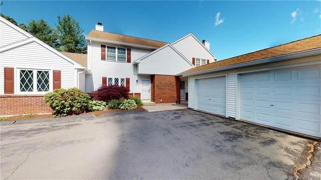 43 Wanda Drive B, Bristol, CT 06010 (MLS #170413537) :: Sunset Creek Realty