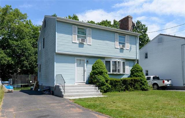 7 Oakland Terrace, Manchester, CT 06042 (MLS #170413574) :: Hergenrother Realty Group Connecticut