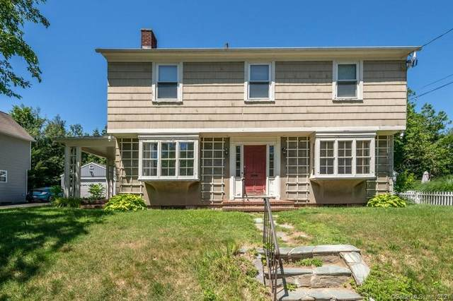 91 Academy Hill Terrace, Stratford, CT 06615 (MLS #170413620) :: Spectrum Real Estate Consultants