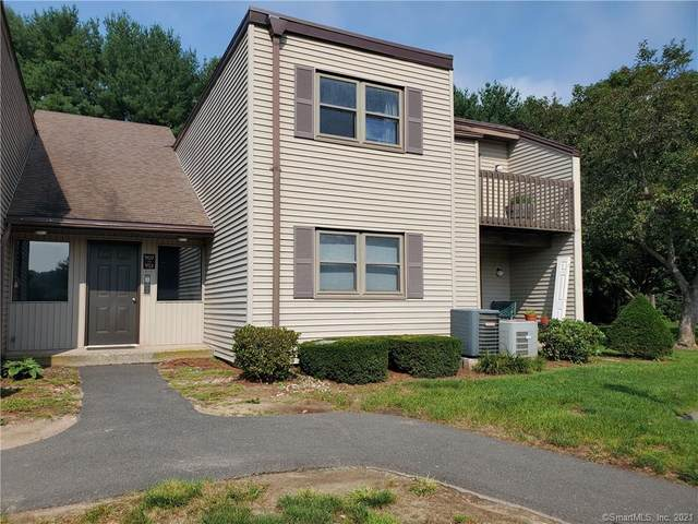 912 Twin Circle Drive #912, South Windsor, CT 06074 (MLS #170413623) :: Hergenrother Realty Group Connecticut