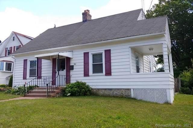 94 Moran Street, Waterbury, CT 06704 (MLS #170413752) :: Team Feola & Lanzante | Keller Williams Trumbull