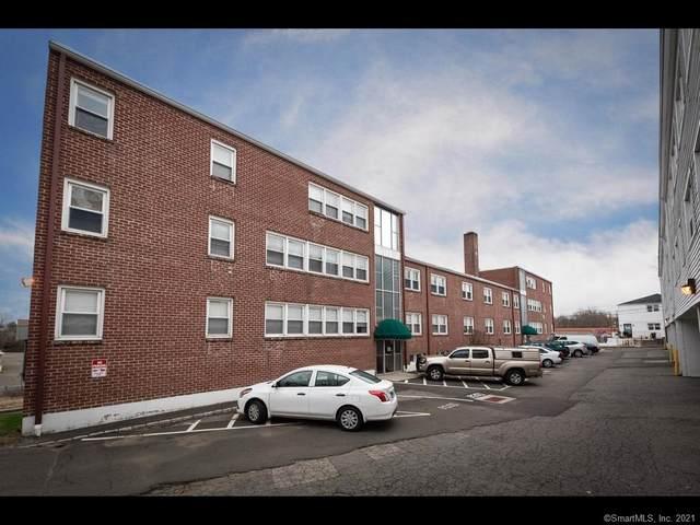 324 Strawberry Hill Avenue B110, Norwalk, CT 06851 (MLS #170413770) :: Frank Schiavone with Douglas Elliman