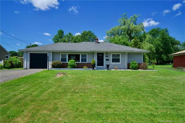 140 Barnard Drive, Newington, CT 06111 (MLS #170413790) :: Sunset Creek Realty