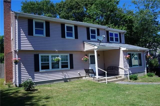 27 Sea Crest Avenue, East Lyme, CT 06357 (MLS #170413829) :: Team Feola & Lanzante | Keller Williams Trumbull