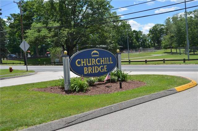 19 Churchill Way #19, Newington, CT 06111 (MLS #170413845) :: Hergenrother Realty Group Connecticut
