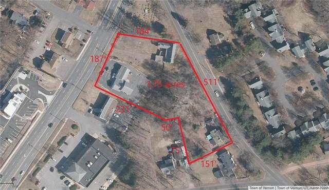 158 Talcottville Road, Vernon, CT 06066 (MLS #170413909) :: Michael & Associates Premium Properties | MAPP TEAM