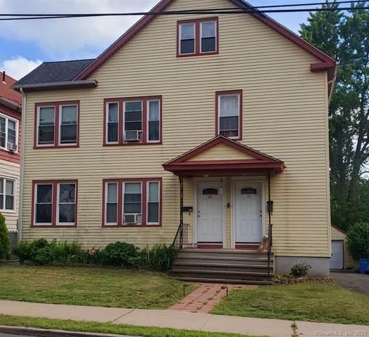 25 Sprague Street, Hartford, CT 06106 (MLS #170414277) :: Team Feola & Lanzante   Keller Williams Trumbull