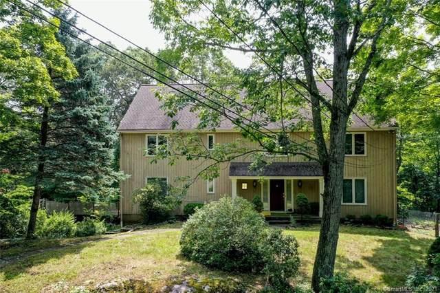 36 Blacksmith Ridge Road, Ridgefield, CT 06877 (MLS #170414396) :: Carbutti & Co Realtors