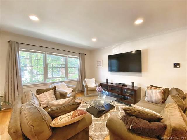 5 Elmcrest Terrace #9, Norwalk, CT 06850 (MLS #170414512) :: GEN Next Real Estate