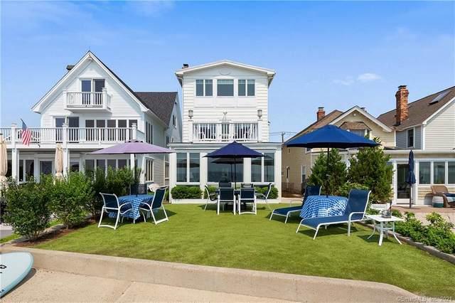 1141 Fairfield Beach Road, Fairfield, CT 06824 (MLS #170414518) :: Spectrum Real Estate Consultants
