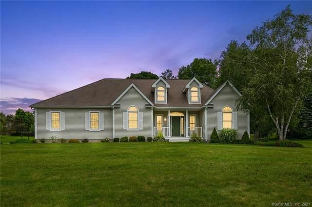 34 Warner Pond Lane, Hebron, CT 06248 (MLS #170414531) :: GEN Next Real Estate