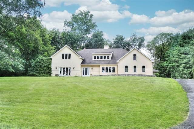12 Weathervane Hill, Westport, CT 06880 (MLS #170414550) :: GEN Next Real Estate