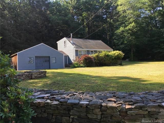 70 Laurel Hill Drive, Woodstock, CT 06282 (MLS #170414567) :: Spectrum Real Estate Consultants