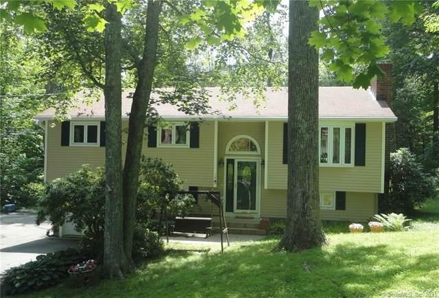 16 Haywardville Road, East Haddam, CT 06423 (MLS #170414656) :: GEN Next Real Estate