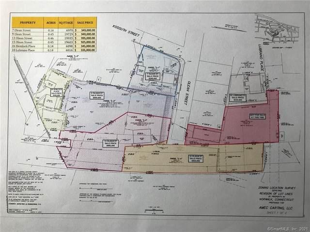 13 Olean Street, Norwalk, CT 06854 (MLS #170414672) :: GEN Next Real Estate