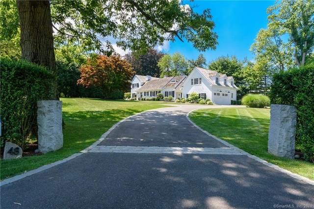 48 Long Neck Point Road, Darien, CT 06820 (MLS #170414786) :: GEN Next Real Estate