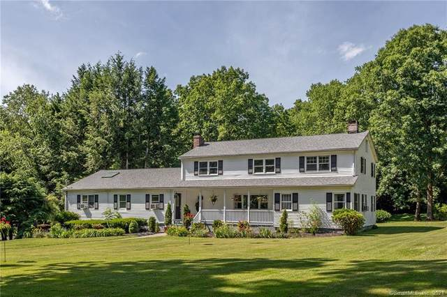 14 Minor Bridge Road, Roxbury, CT 06783 (MLS #170414824) :: Spectrum Real Estate Consultants