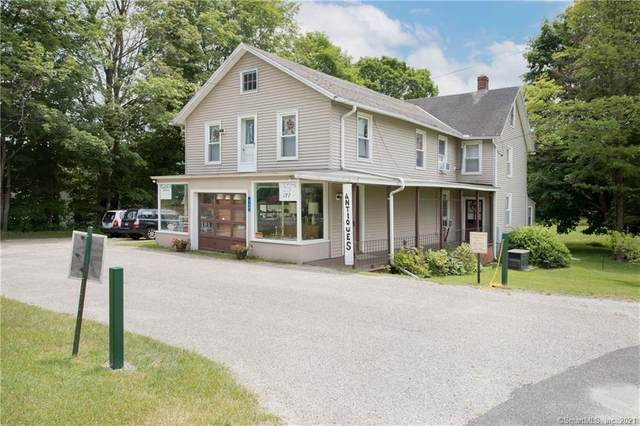 260 E Canaan Road, North Canaan, CT 06024 (MLS #170414932) :: Chris O. Buswell, dba Options Real Estate