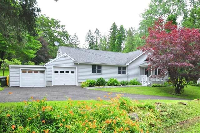 146 Town Hill Road, Warren, CT 06754 (MLS #170414998) :: Around Town Real Estate Team