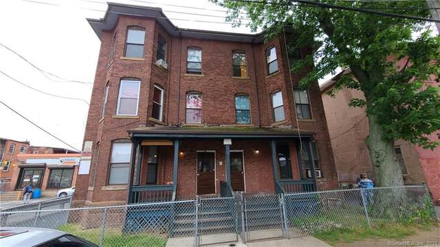 50 Lawrence Street #3, Hartford, CT 06106 (MLS #170415119) :: Linda Edelwich Company Agents on Main