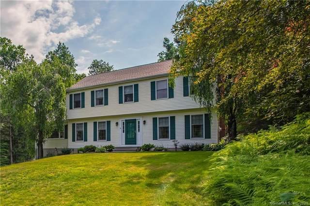 50 Colonial Ridge Drive, New Milford, CT 06755 (MLS #170415228) :: Team Phoenix