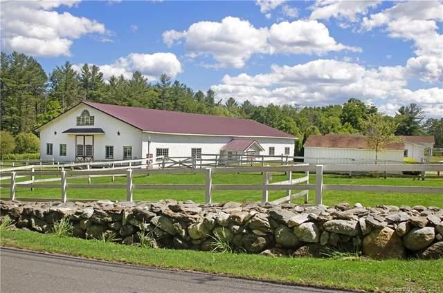 135 Allyn Road, Goshen, CT 06756 (MLS #170415235) :: Michael & Associates Premium Properties | MAPP TEAM