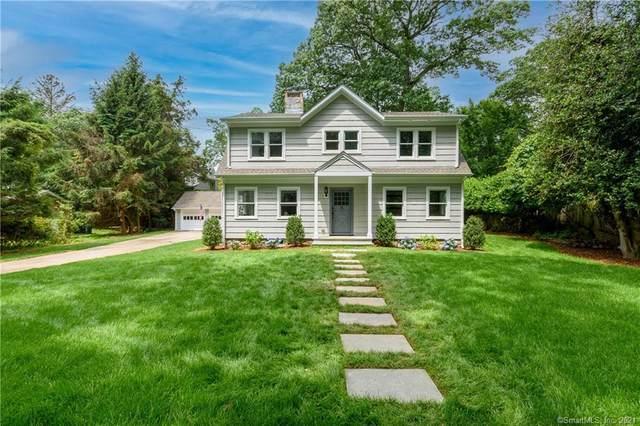 9 Range Road, Norwalk, CT 06853 (MLS #170415316) :: GEN Next Real Estate