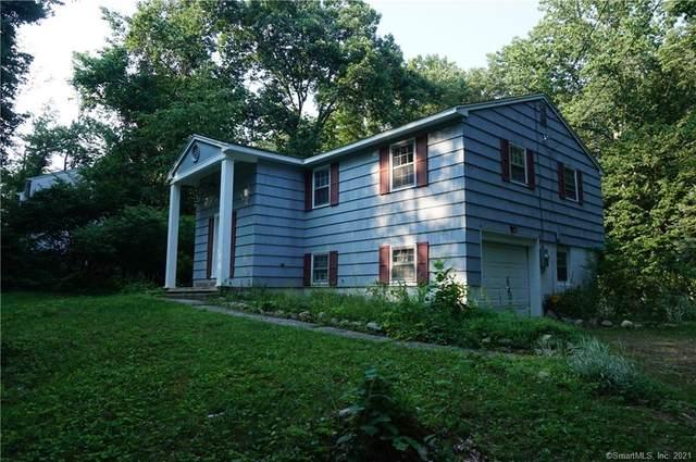 21 Pheasant Run Drive, Ledyard, CT 06335 (MLS #170415421) :: Spectrum Real Estate Consultants