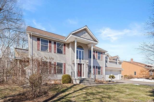56 Bancroft Lane, South Windsor, CT 06074 (MLS #170415435) :: Hergenrother Realty Group Connecticut