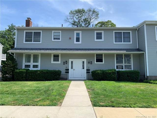 114 Carriage Path S #114, Milford, CT 06460 (MLS #170415552) :: GEN Next Real Estate