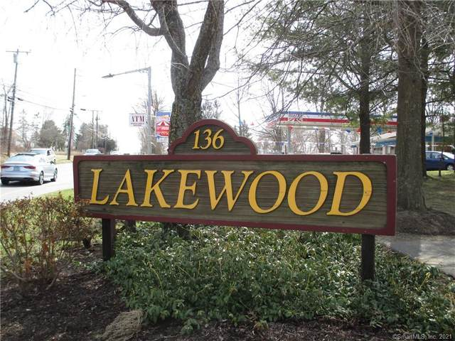 136 Pembroke Road #88, Danbury, CT 06811 (MLS #170415610) :: Chris O. Buswell, dba Options Real Estate
