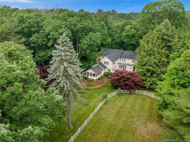 3659 Redding Road, Fairfield, CT 06824 (MLS #170415657) :: GEN Next Real Estate