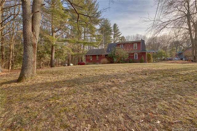 24 Spring Hill Road, Woodstock, CT 06282 (MLS #170415695) :: Spectrum Real Estate Consultants
