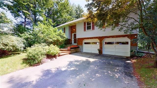 33 Buttonball Drive, Newtown, CT 06482 (MLS #170415698) :: GEN Next Real Estate