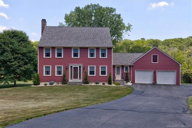 126 Powder Hill Road, Middlefield, CT 06455 (MLS #170415761) :: Next Level Group
