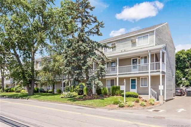 718 Cove Road #7, Stamford, CT 06902 (MLS #170415821) :: Next Level Group