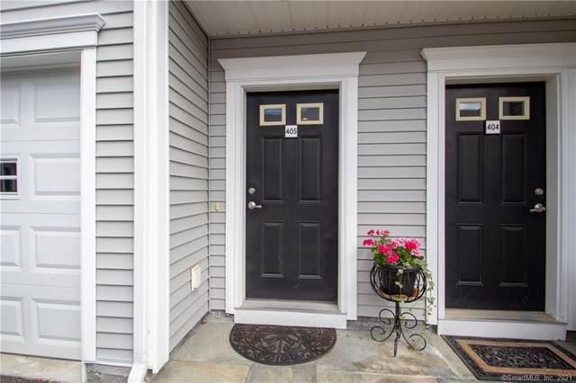 405 Copper Square Drive #405, Bethel, CT 06801 (MLS #170415858) :: GEN Next Real Estate