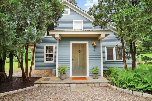 41 Stony Hill Road, Brookfield, CT 06804 (MLS #170415900) :: GEN Next Real Estate